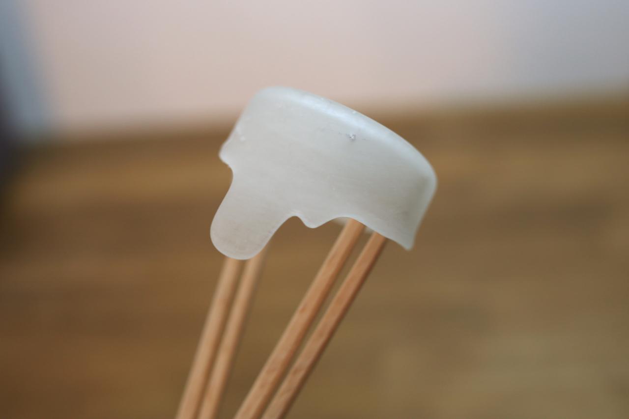 3D Printed Bottlecap sanded