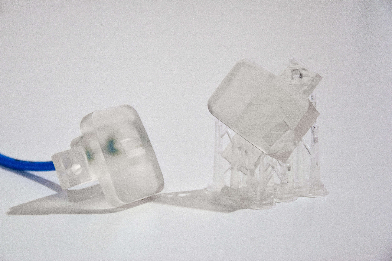 TU Berlin 3D Printed Parts