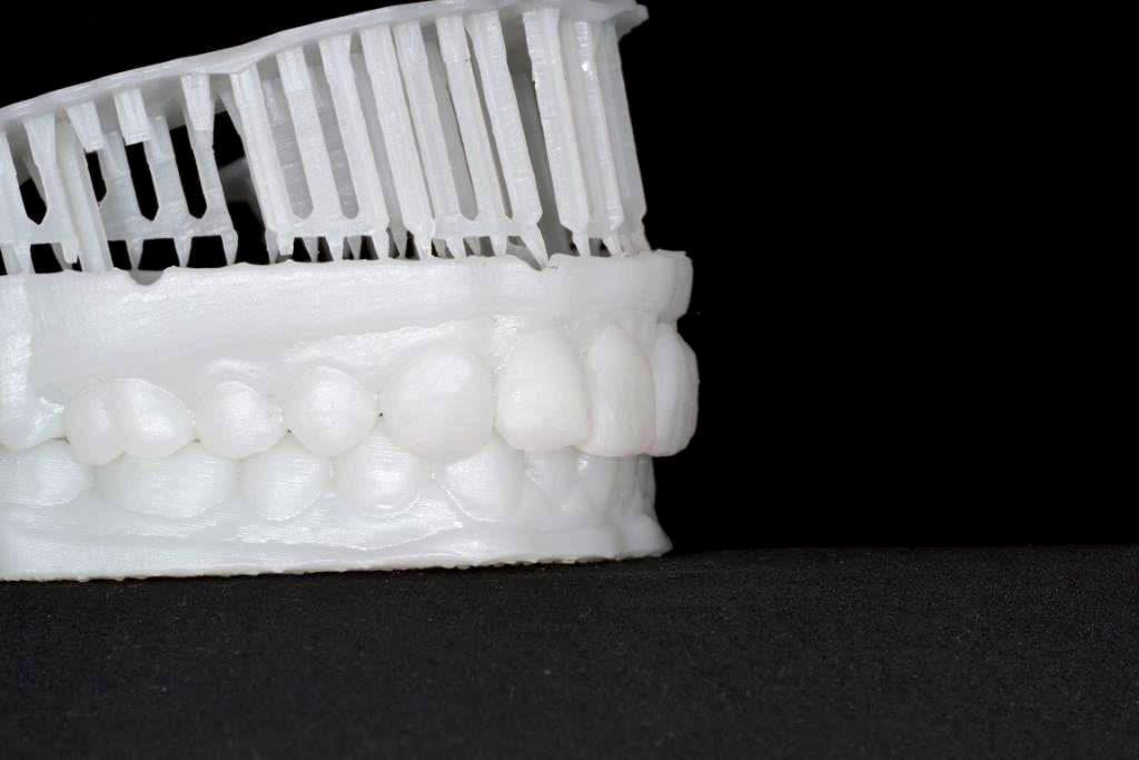 3D Printed Teeth from Snap Dental Studio