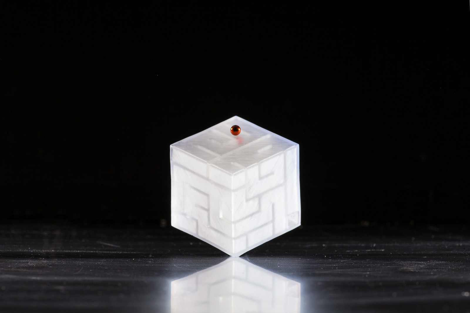 Jacob Haip Maze Cube