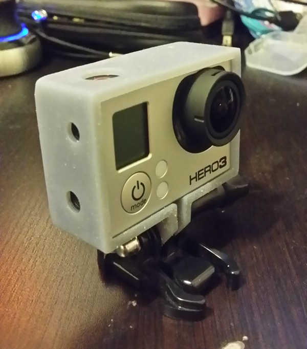 GoPro Frame Mount by Dylan Jackson