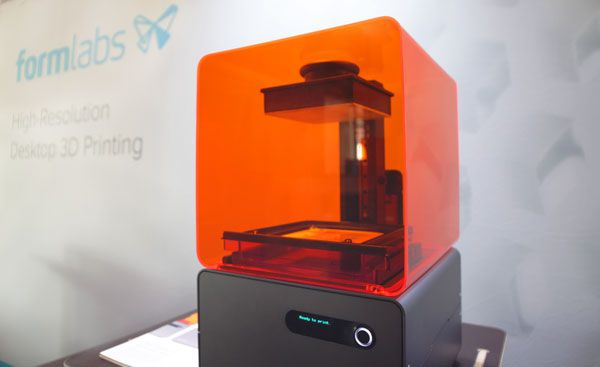 Formlabs at 3D Printshow London