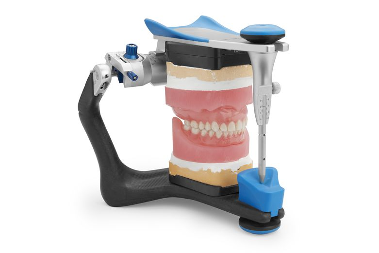 3D printing allows for quick turnaround of dentures that are precisely tailored to the patient's anatomy