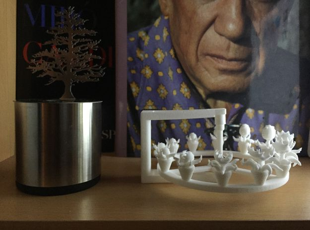 art in motion 3d printed zoetrope formlabs
