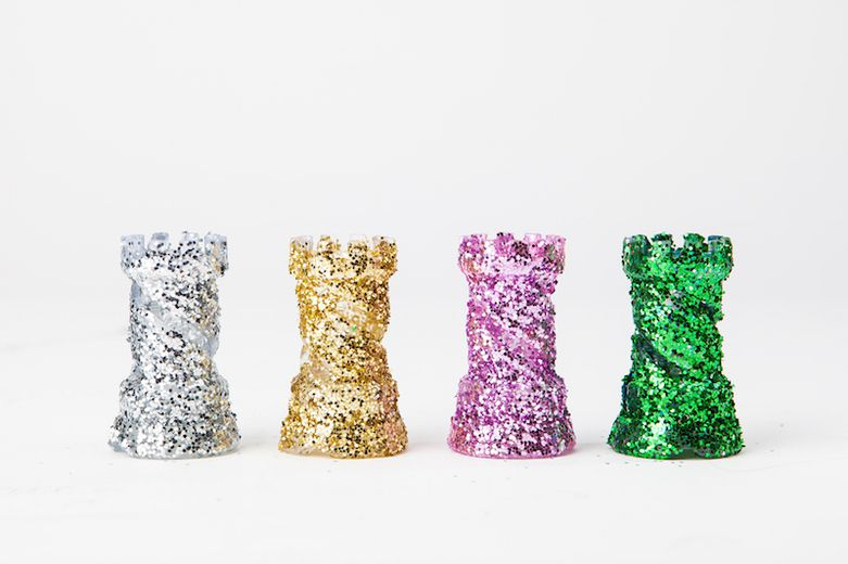 Glitter resin from Formlabs