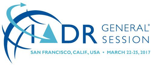 IADR/AADR/CADR General Session & Exhibition 2017