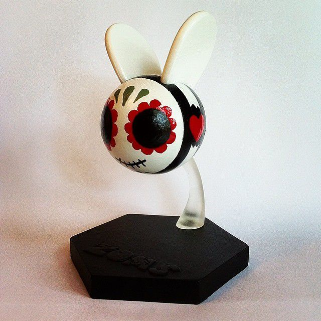3D Printed Zombee designed by Rick Marson of ZOMS