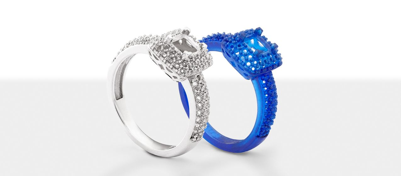 how to finish 3d printed jewelry