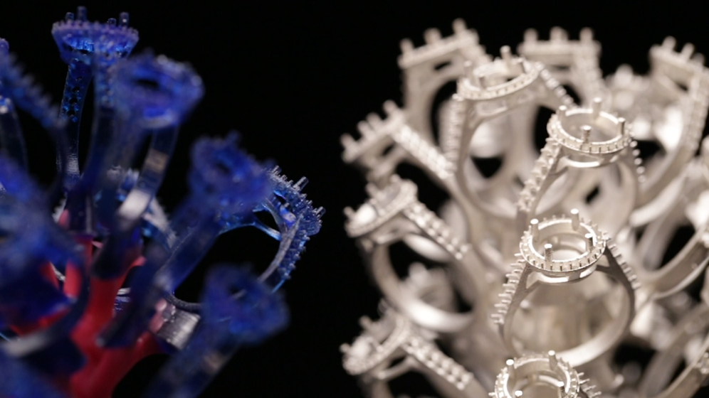 3D Printing for Jewelry Retailers Casting Houses Formlabs