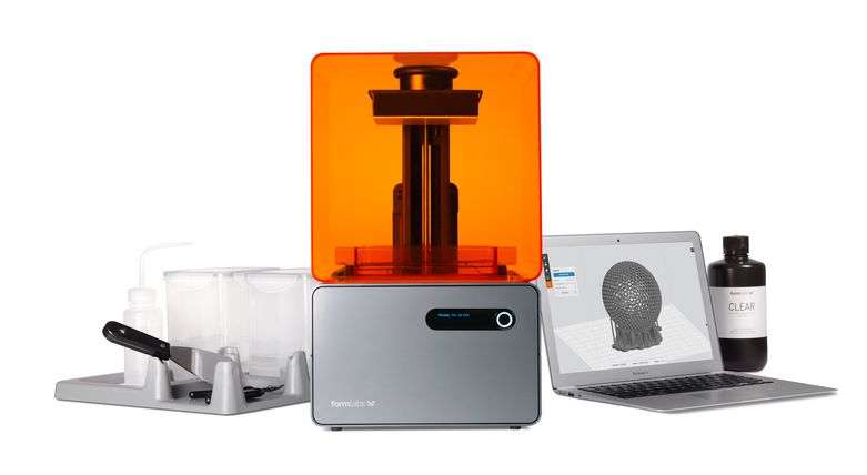 Complete package of Formlabs Products
