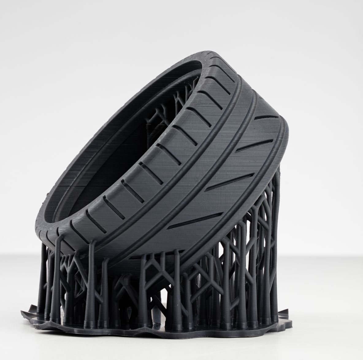 Flexible Tire