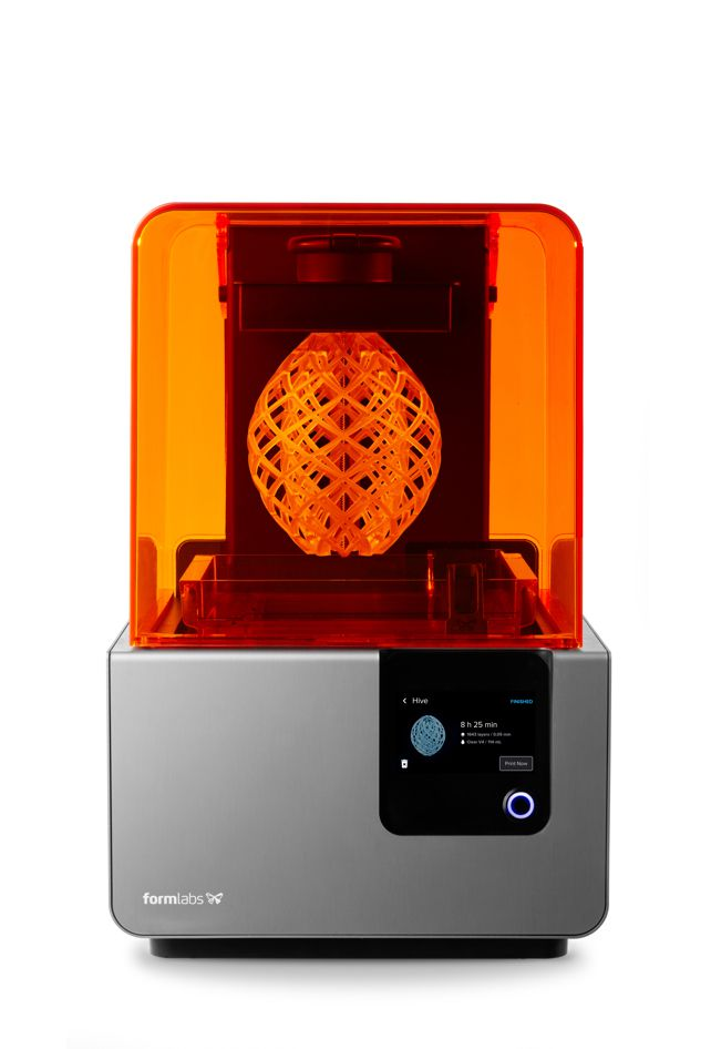 Our Form Labs Form 2 3d printer
