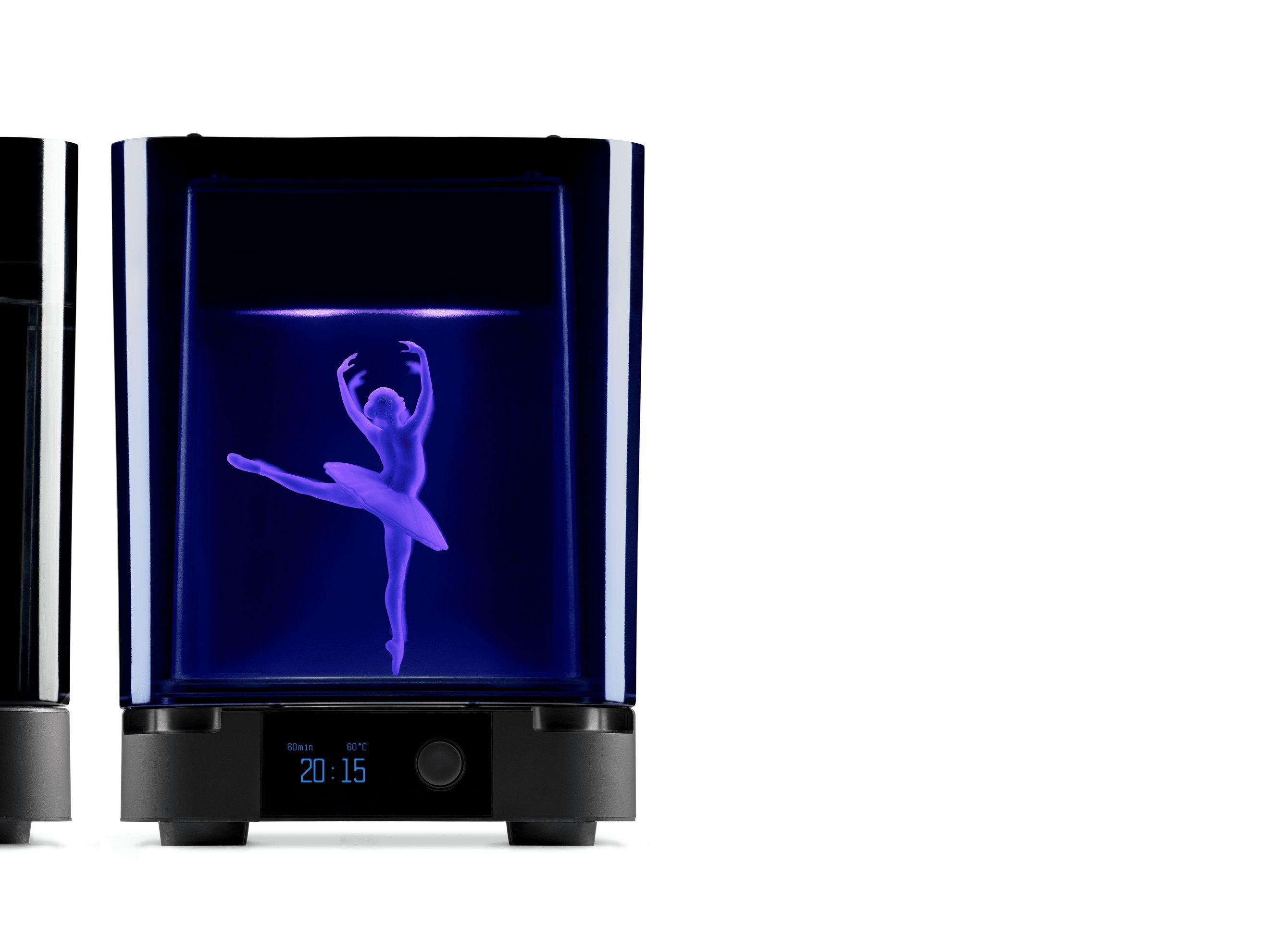 Form 2: desktop stereolithography sla 3d printer formlabs