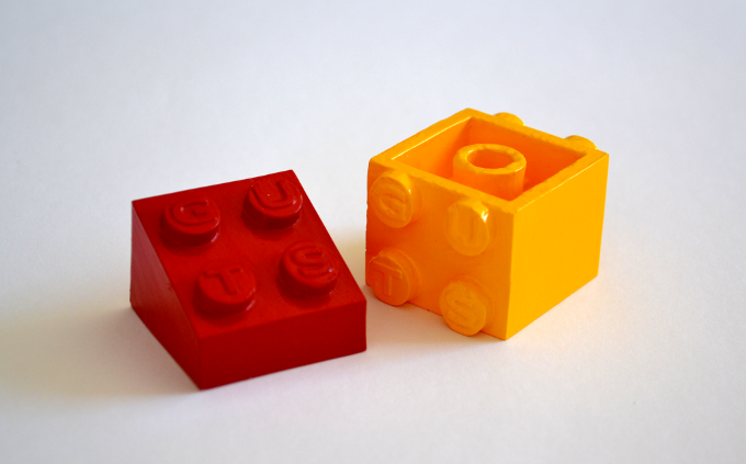 Finding The Right Angle 3d Printed Lego Bricks Formlabs