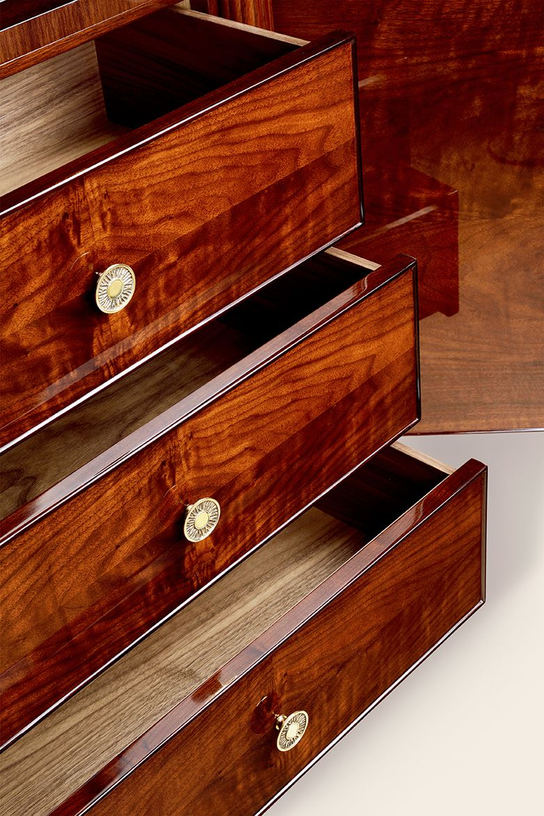 Iliad Sideboard Drawer Pulls Detail