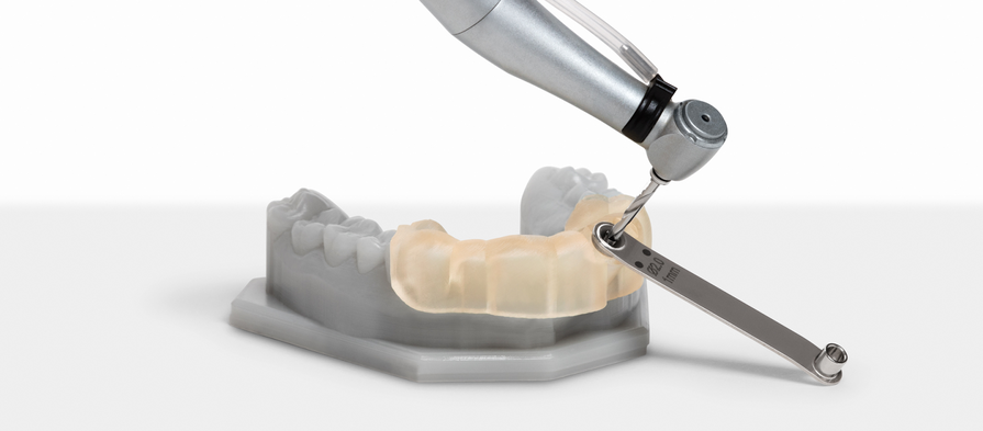 3D Printed Dental Surgical Guide