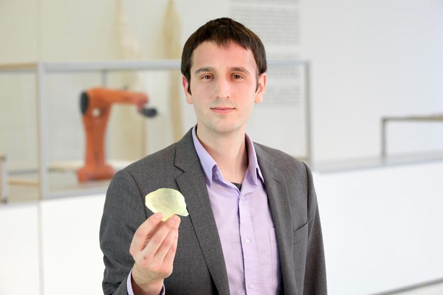 3D Printed Brain Tumor