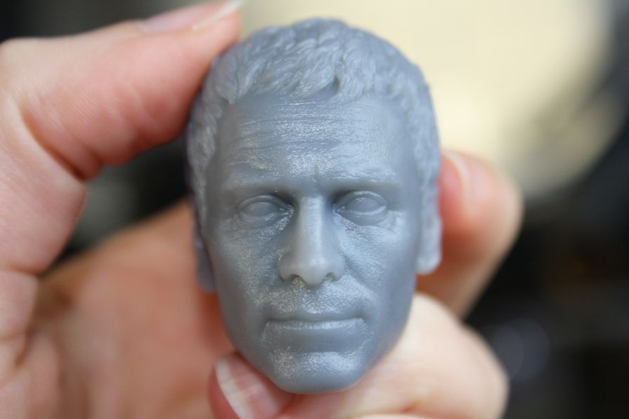 Modern Life uses 3D printing to bring their digital sculptures to life.
