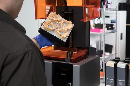 Professional 3D Printers for Digital Dentistry | Formlabs