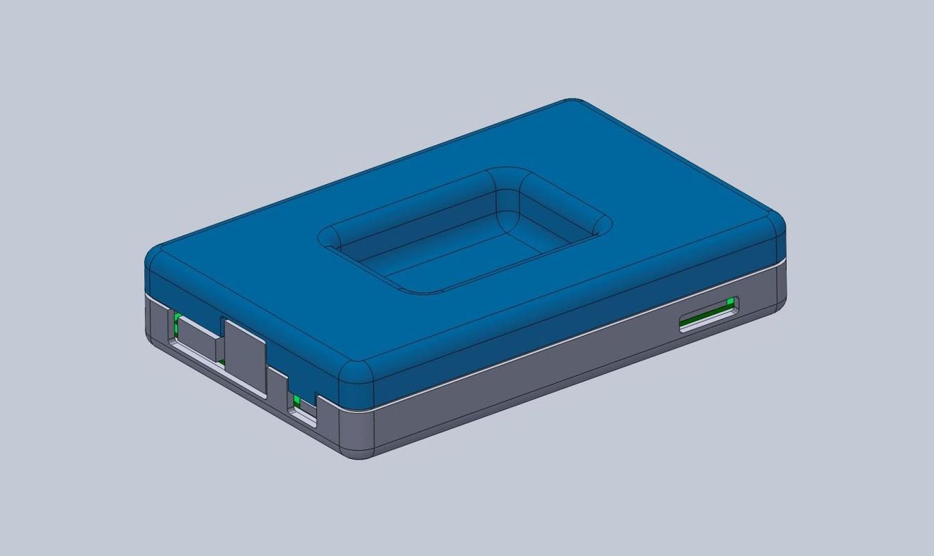 How To Design 3d Printed Snap Fit Enclosures Formlabs Mobile Phone Circuit Board China Electronic And Digital Creating Top Enclosure