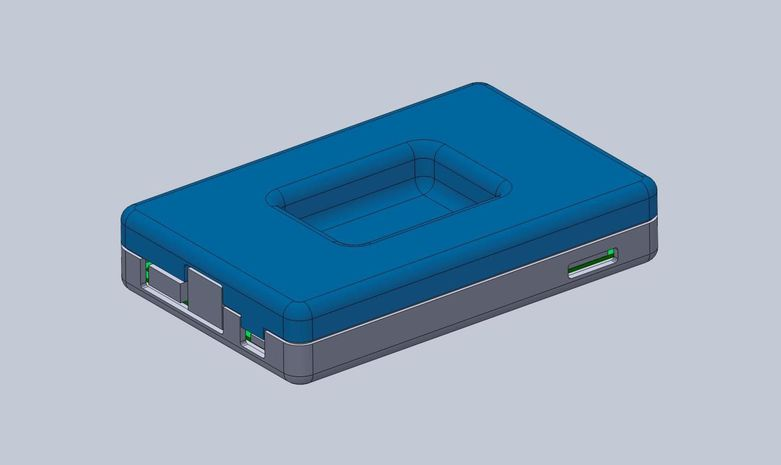 Creating Top Enclosure
