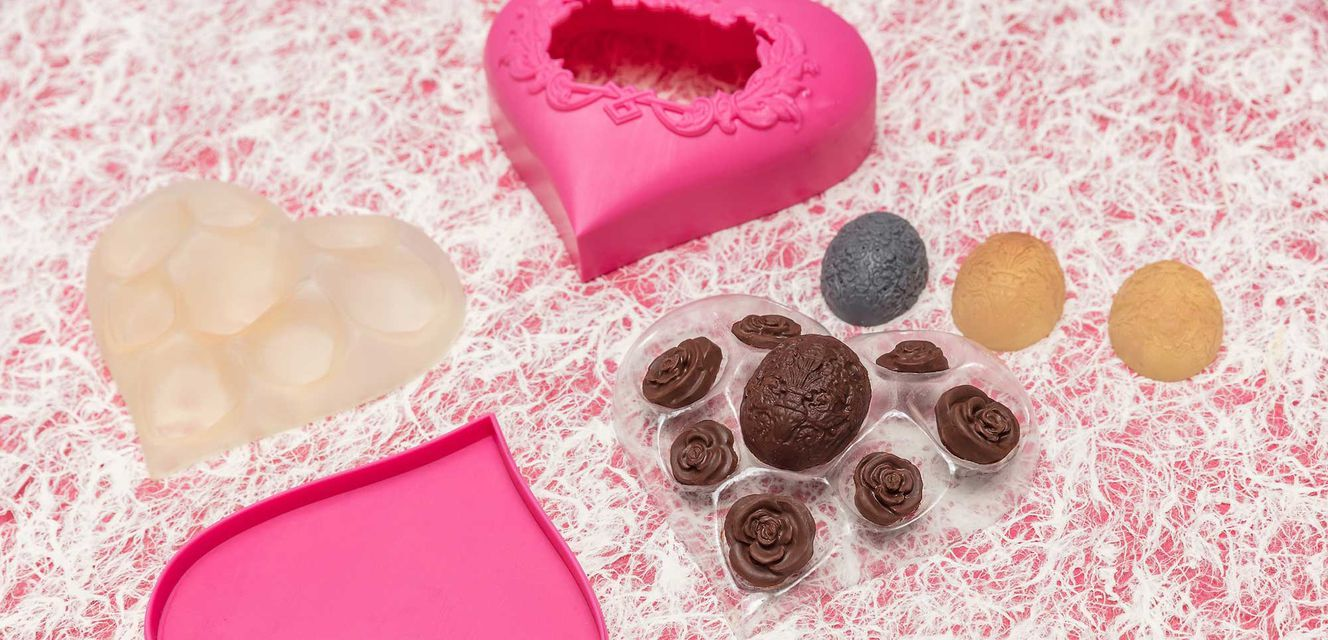 Chocolate Molds With 3d Printing Vacuum Forming Formlabs