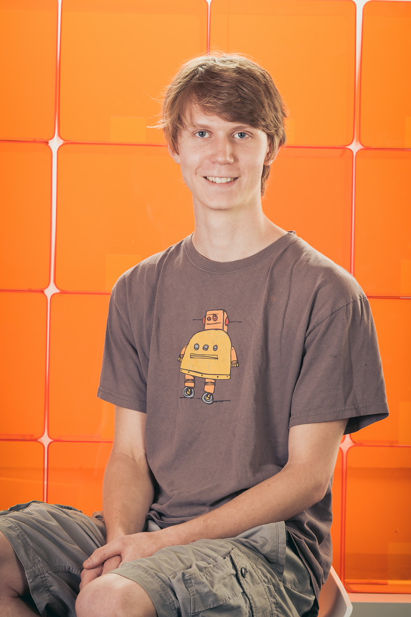 Formlabs Mechanical Engineering Intern Ben Katz