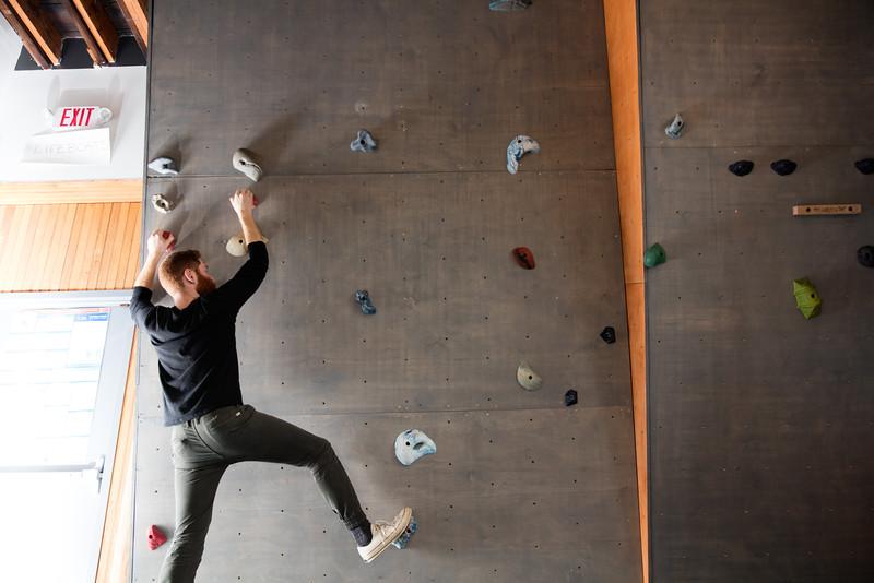 Rock Climbing Wall 1