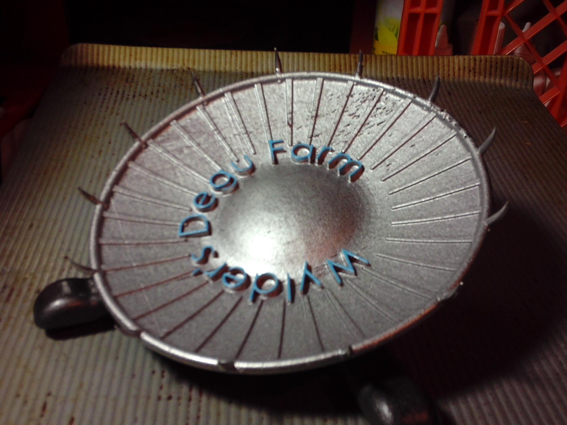 R. Vincent Erb's Degu Disc