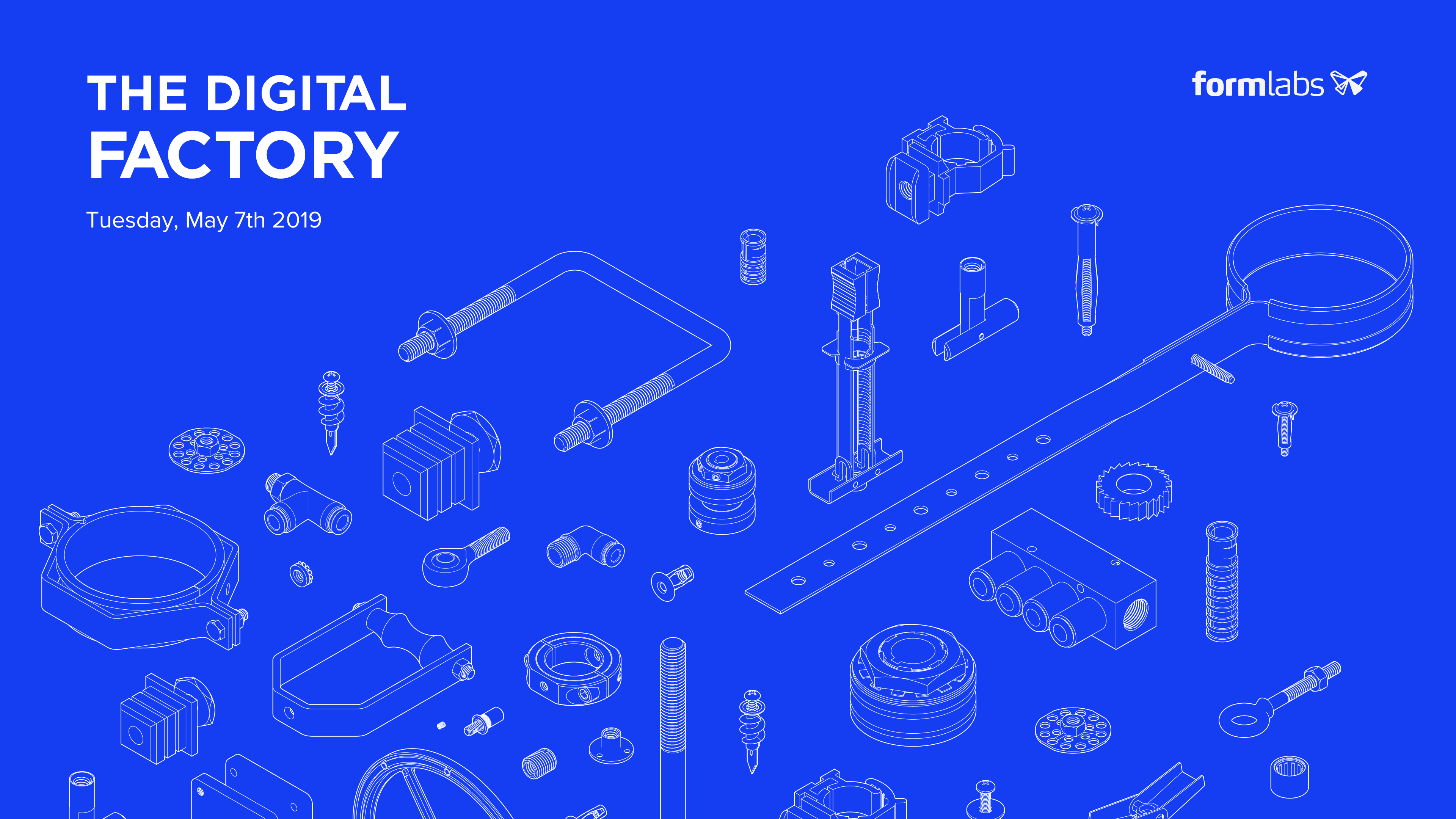 Digital Factory 2019 graphic