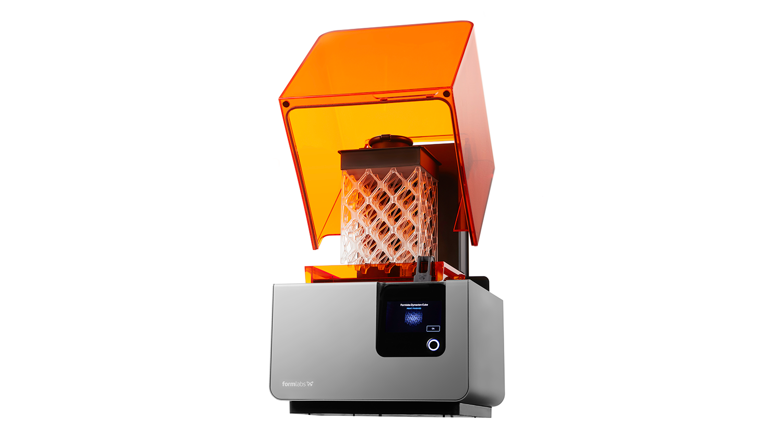 Form 2 desktop stereolithography 3D printer