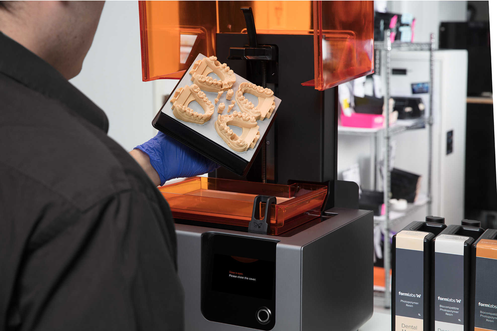 Dental Model Resin, Our Most Accurate Material Yet   Formlabs