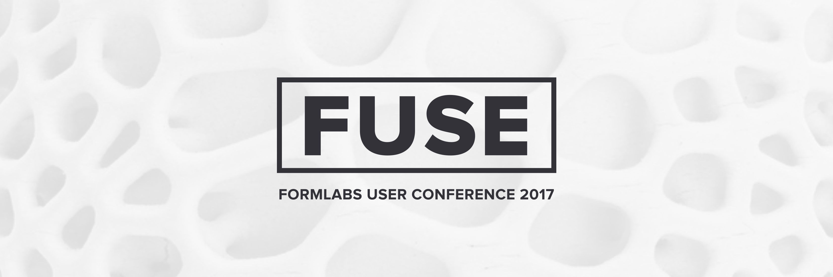 Formlabs FUSE: our first user conference