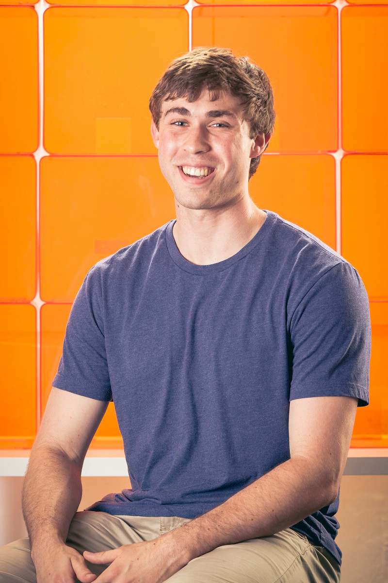 Formlabs Web and Software Intern Jacob Haip