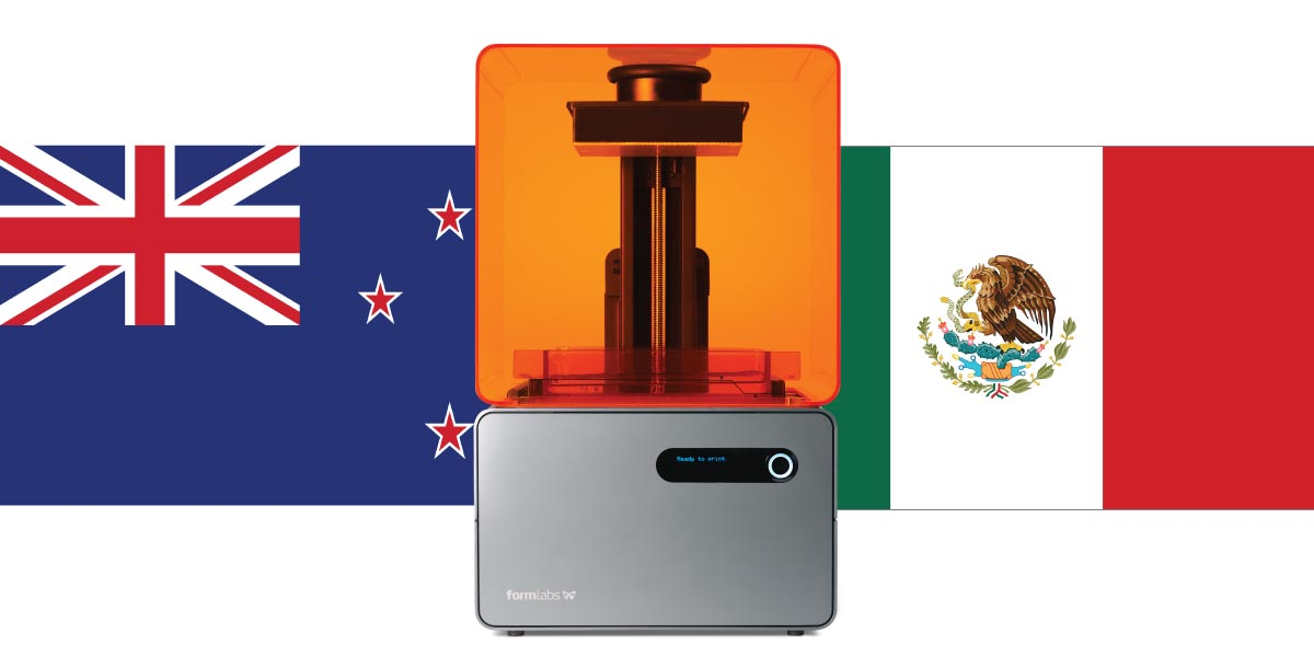 Welcome, Mexico & New Zealand!
