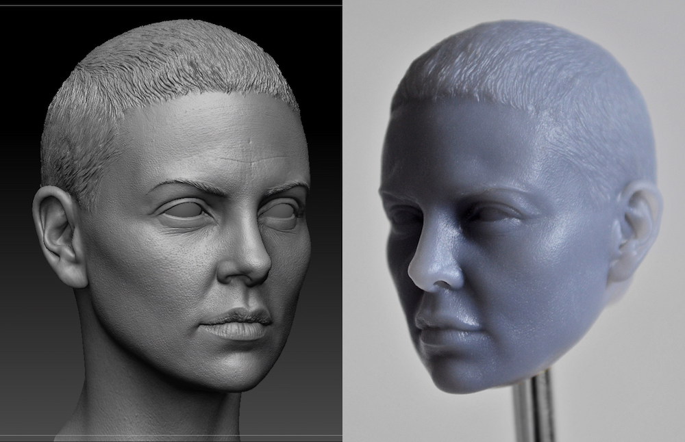 Creating Hyper-Realistic Sculptures with ZBrush and 3D Printing