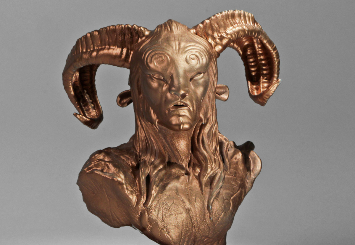 Robert Vignone Pan from Pan's Labyrinth